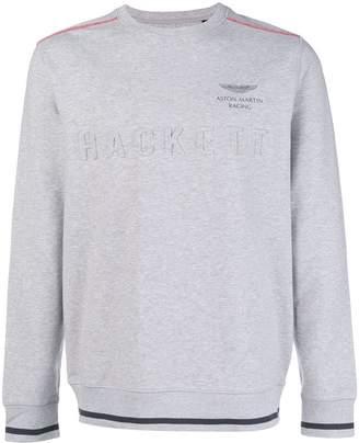 Hackett Aston Martin Racing sweatshirt