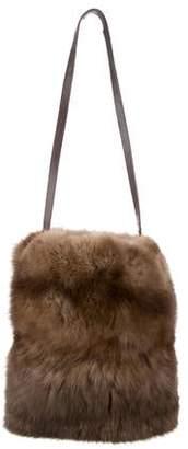 Fur Sable Fur Shoulder Bag