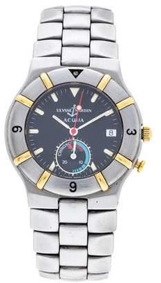 Ulysse Nardin Acqua Watch