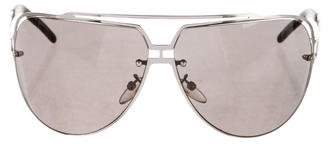 Jean Paul Gaultier Tinted Aviator Sunglasses