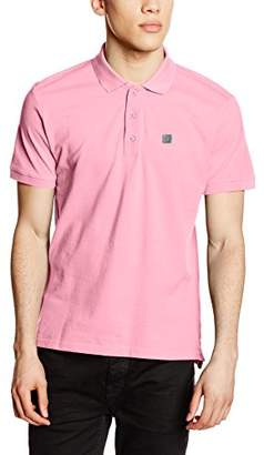 Voi Jeans Men's Beach Plain Short Sleeve Polo Shirt