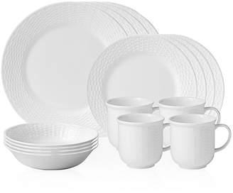 Wedgwood Nantucket Basket 16-Piece Dinnerware Set
