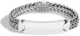 John Hardy Classic Silver ID Bracelet