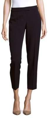 Bowie Luongo Solid Capri Pants $89 thestylecure.com