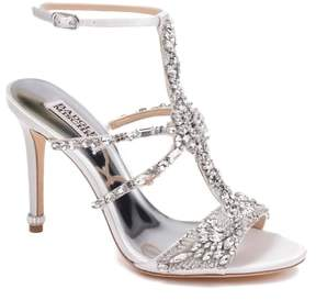 Badgley Mischka Hughes Crystal Embellished Sandal