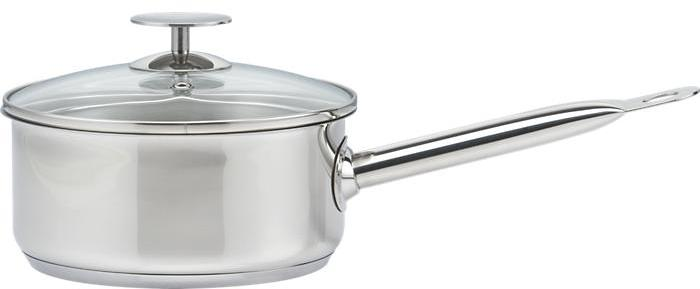Berndes Stainless 2 qt. Sauce Pan by for Crate and Barrel