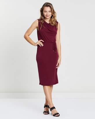 Oasis Drape Dress