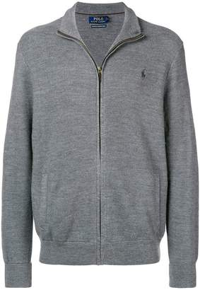 Polo Ralph Lauren full-zipped sweatshirt