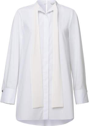 Schumacher Dorothee Elegance Oversized Cotton Poplin Top