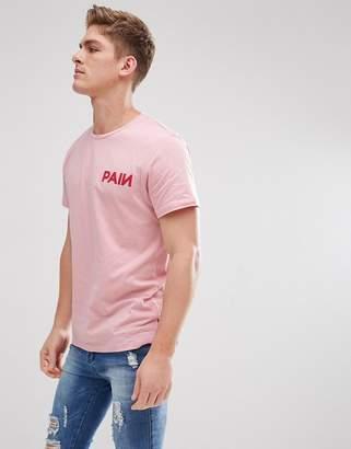 Jack and Jones Originals T-Shirt With Pain Text