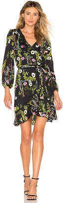 Cynthia Rowley Malibu Wrap Dress