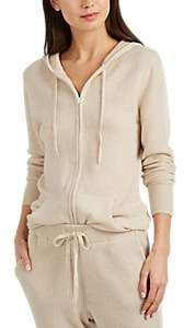 Arlotta by Chris Women's Cashmere Hoodie - Light Beige