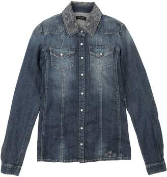 Twin-Set Denim shirts - Item 42516798HQ