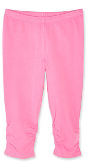 Little Miss Attitude Girls' 2-6X Knit Leggings