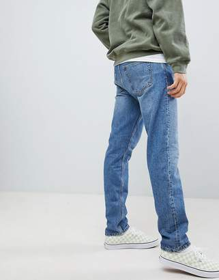 Weekday sunday tapered jeans 20 blue