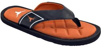 NCAA Auburn Men's Padded Thong Sandals