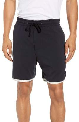James Perse Vintage Regular Fit Gym Shorts