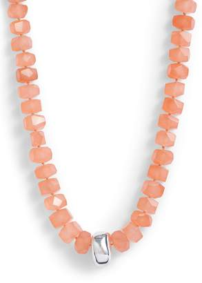 Simon Sebbag Cherry Quartz Necklace