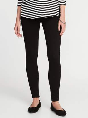 Old Navy Maternity Front Low-Panel Rockstar 24/7 Jeggings