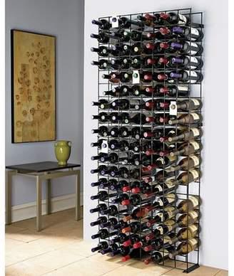 Rebrilliant Tie Grid 144 Bottle Floor Wine Rack