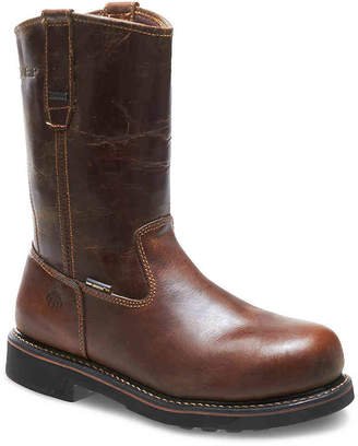 Wolverine Brek Wellington Steel Toe Work Boot - Men's