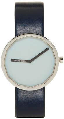 Issey Miyake Blue Twelve Series Watch