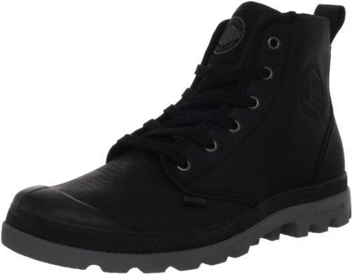 Palladium Men's Pamp Hi Lite Leather Zipper Boot