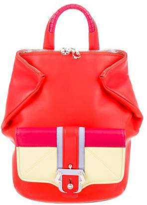 Paula Cademartori Ivy Leather Backpack