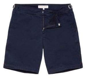 Orlebar Brown Dane II Cotton Twill Shorts
