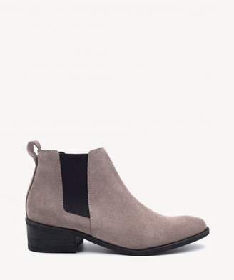 Sole Society Monterrey Leather Bootie