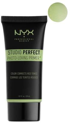 NYX Studio Finished Perfect Primer - Green