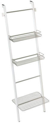 InterDesign White Formbu Bathroom Ladder
