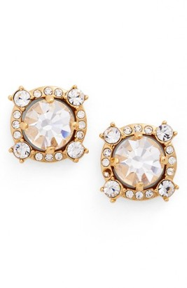Women's Kate Spade New York Crystal Stud Earrings $58 thestylecure.com