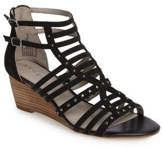 Hinge Nolan Strappy Wedge Sandal (Women)