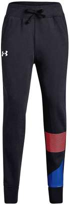 Under Armour Girls Rival Jogger Pants