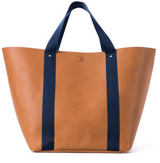 """Corroon Leather & Canvas Tote """"The Big Daddy"""""""