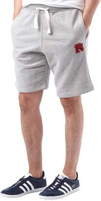 at MandMDirect.com Front Up Rugby Mens Taylor Cargo Shorts Front Up Heather