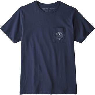 Patagonia Grow Our Own Organic Pocket T-Shirt - Men's