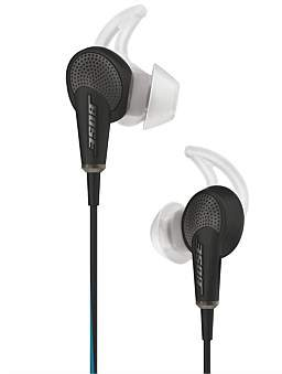 Bose Quietcomfort 20 Noise Cancelling Headphones - Android - Blk