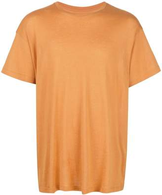 The Elder Statesman loose-fit cashmere T-shirt