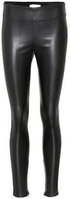 Velvet Berdine faux leather leggings