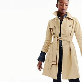 Petite icon trench coat $298 thestylecure.com
