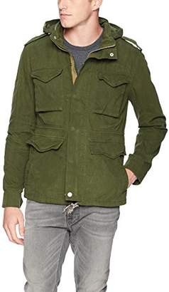 Lucky Brand Men's Waxed M-65 Field Jacket