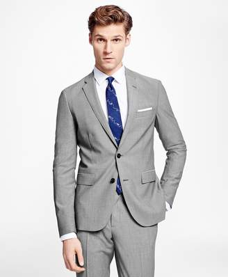 Brooks Brothers Sharkskin Suit Jacket