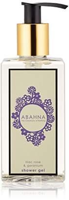 Abahna (アバーナ) - アバーナ シャワージェル ライラック ローズ&ゼラニウム 250ml