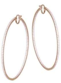 Adriana Orsini RP Update Hinge Hoop Earrings