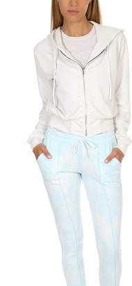 Cotton Citizen Milan Crop Zip Hoody