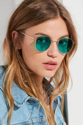 Urban Outfitters Daydream Metal Round Sunglasses
