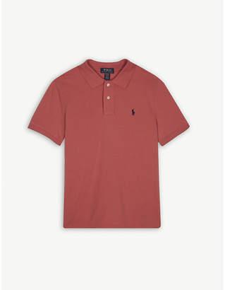 Ralph Lauren Logo cotton polo shirt S-XL