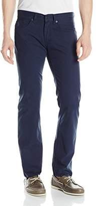 U.S. Polo Assn. Men's Stretch Chino Slim Straight Pant